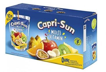 Capri-Sun 10 szt multivitamin