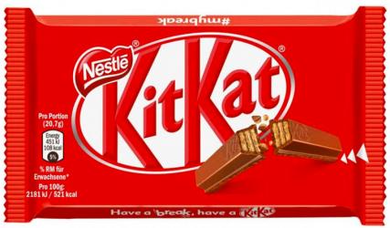 NESTLE kitkat czekolada  41,5g