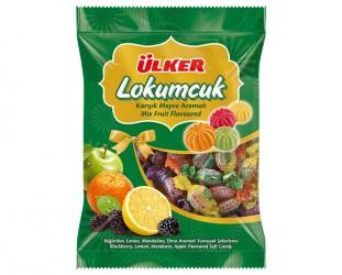 ULKER cukierek lokumcuk 350g