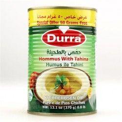 Durra hummus tahina 370g