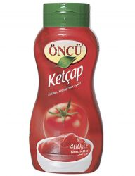ONCU Keczup łagodna 400g