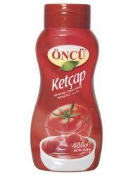 ONCU Keczup ostry 400g