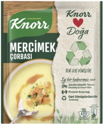 Knorr klasik zupa z soczewicy