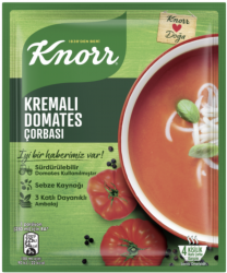 Knorr kremowa pomidorowa zupa