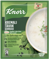 Knorr zupa z kurczaka