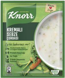 Knorr kremowa jarzynowa zupa