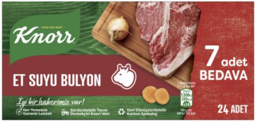 Knorr mięso bulion 24szt