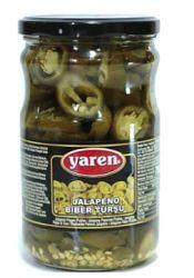 Yaren jalapeno papryka...