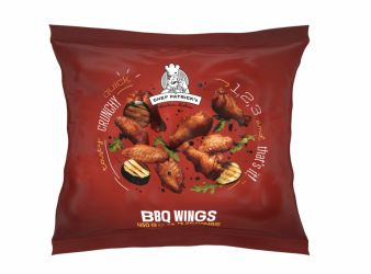 CHEF PATRICK's BBQ wings 450g