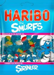HARIBO smurfen