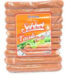 SOHBET parówka z kurczaka 500g