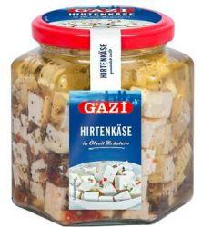 GAZI przyprawiony ser 375g