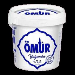 OMUR Jogurt 1kg 3,5%