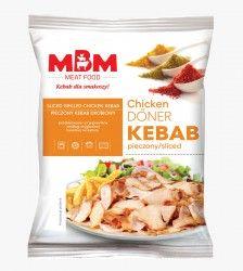 Doner kebab z kurczaka