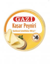 GAZI żółty ser 400g