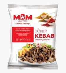 Doner kebab wołowy