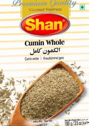 SHAN cumin whole 100g