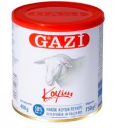 GAZI ser owczy %50 tłus. 400g