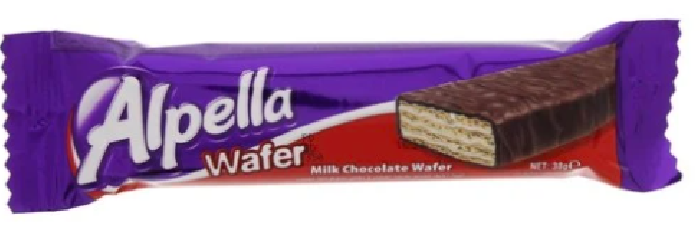 ALPELLA wafer 38g