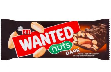 ETI wanted nuts dark 45g