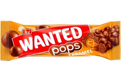 ETI pops caramel 28g