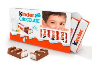 KINDER czekolada 100g