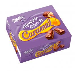 MILKA caramel 350g