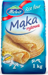 MELVIT mąka ryżowa 1000g