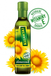 KUJAWSKI słonecznik olej 250ml