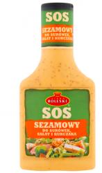 ROLESKI sos sezamowy 300g