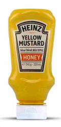 HEINZ yellow mustard 220ml