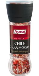PYRMAT chili z solą morską 60g