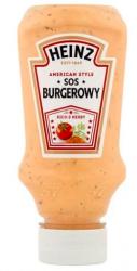 HEINZ sos burgerowy 220ml