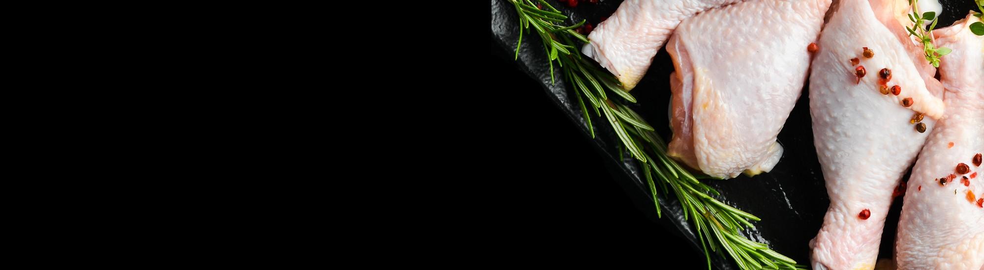 Aromatyczne mięso drobiowe